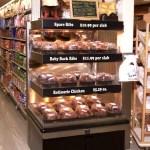 Three-Level Hot Grab & Go Checkout Lane Case - Atlantic Food Bars - ECE3-3635 2