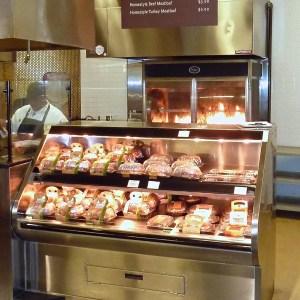 Wrangler Two Level Packaged Hot Food Merchandiser - Atlantic Food Bars - WR7242-RP 1