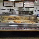 Flexible Full Service Hot Food Bars - Countertop or Free-Standing with Base - Atlantic Food Bars - SHFBBK9638 2