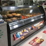 Atlantic Food Bars - Combination Full Service Hot Food Bar with 2-Well Conversion to Packaged Hot Grab & Go - SHFBBK-2WCK 6a