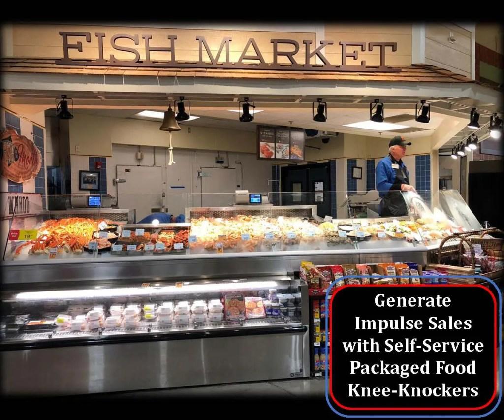 Atlantic SEAFood Bars - Fresh Seafood Merchandising Ideas - Guaranteed Leak Proof 4