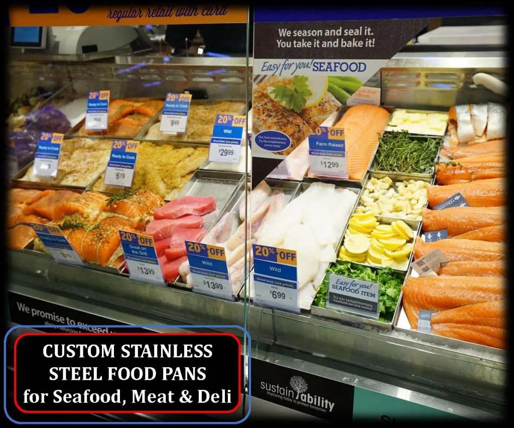 Atlantic SEAFood Bars - Fresh Seafood Merchandising Ideas - Guaranteed Leak Proof 8