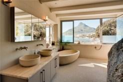 Bungalow On the Rocks Llandudno 2 Bedroom Cape Town Luxury Accommodation Rental Property Holiday Flat Atlantic Letting Bathroom photo