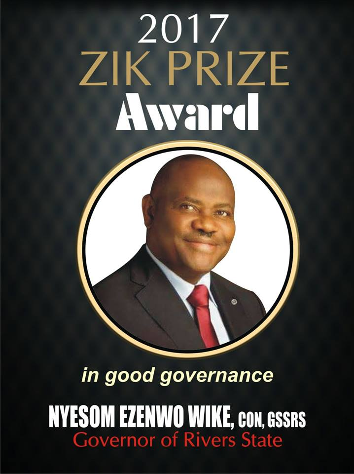 Wike-for-Zik-Award