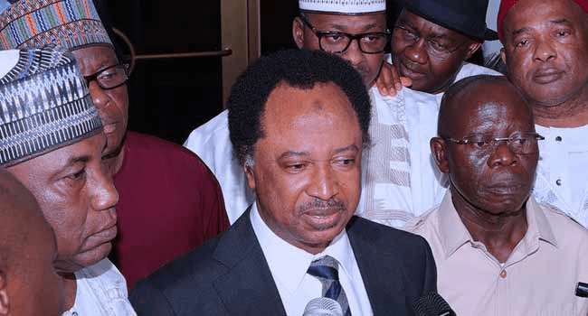 Breaking: Shehu Sani resigns from APC