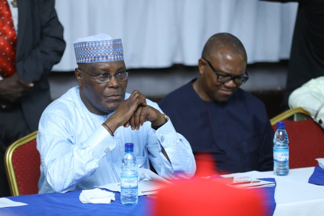 Atiku Abubakar Calls For National Mourning and An Emergency In Funding Our Military