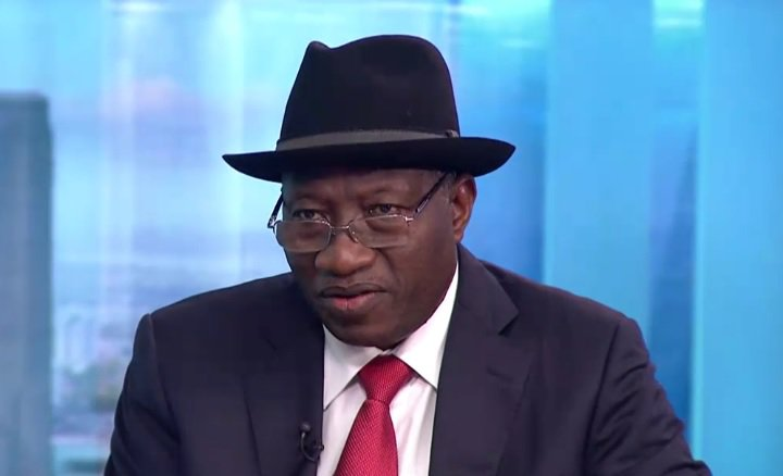 Stories That I'm Quitting PDP, Politics Is Fake News – Jonathan