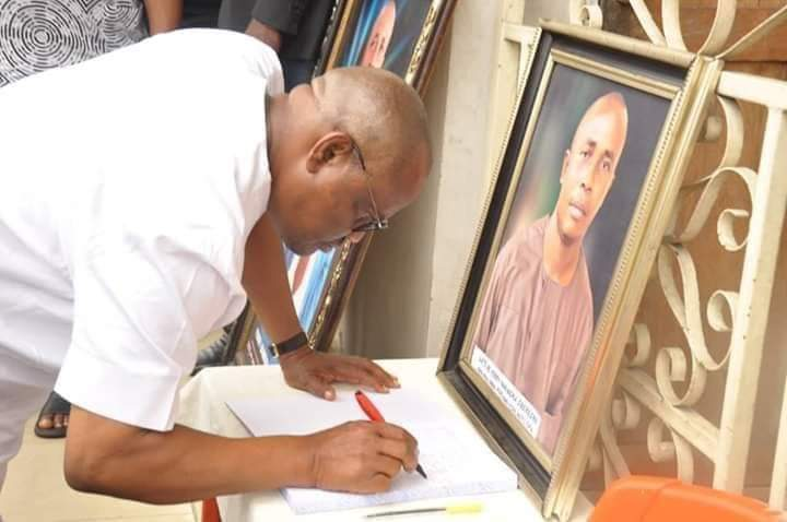 Murder of Dr Geregbe By F-SARS: Governor Wike to set up a Judicial Commission of Inquiry