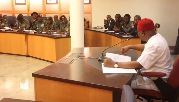 2019 Army Elections Interference: The Worst In Nigeria's History, Rivers Governor Tells Army Investigative Committee