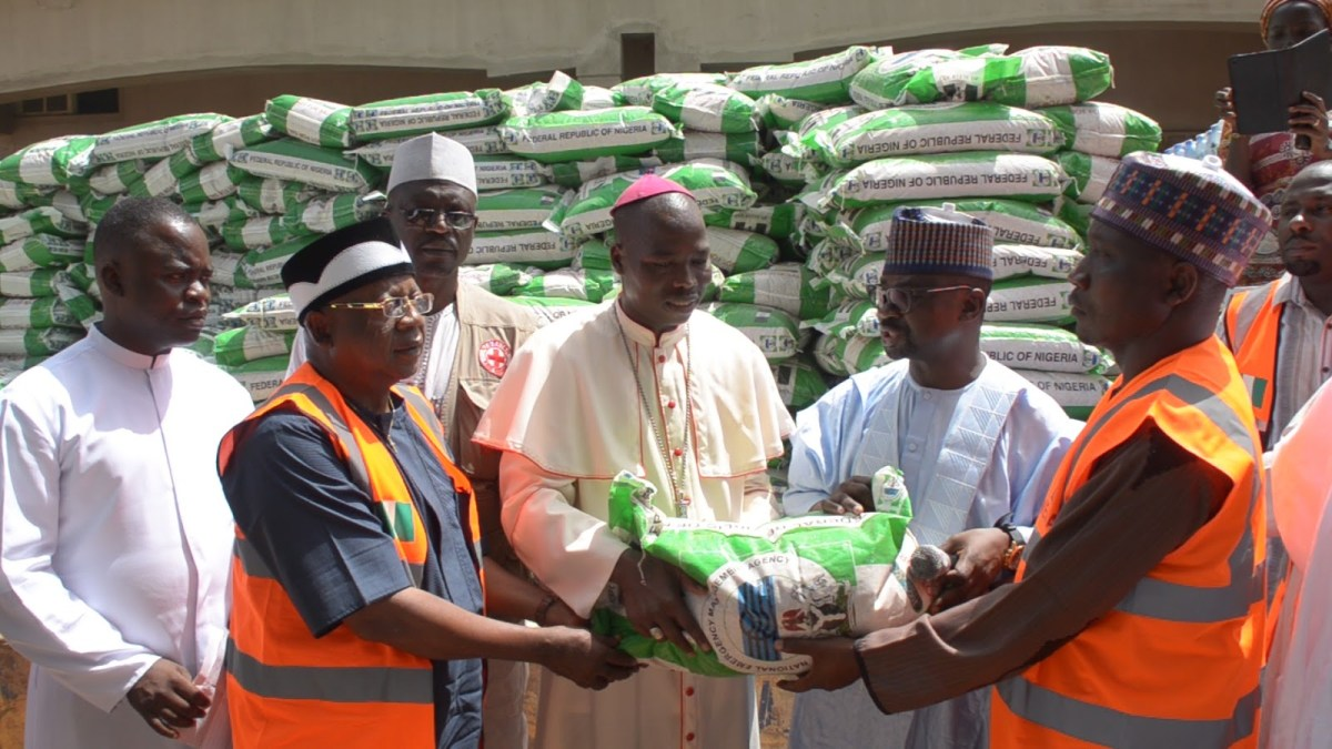 Sleeping On Duty Remark: Buhari Upset With Catholic Bishop Manza Of Yola