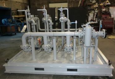 Hayes Pump Fuel Oil Pump skid