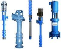 Goulds Water Technologies Vertical Turbine Pumps