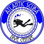 Atlantic Scuba Dive Centre diver logo