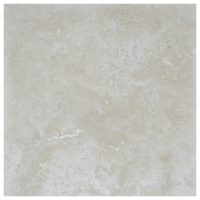 Amon Light Honed Filled Travertine Tiles 18x18 - Natural ...