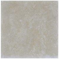 Rodos Medium Honed Filled Travertine Tiles 18x18 - Natural ...