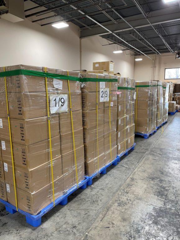 Flat Drop Shipment