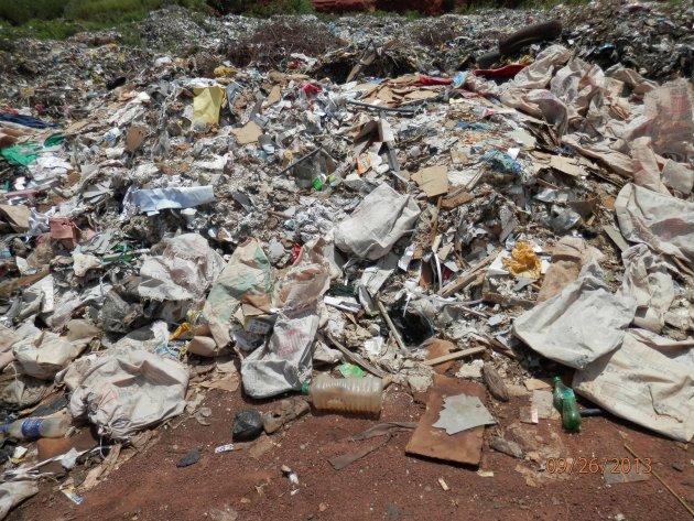 Buwaya Landfill