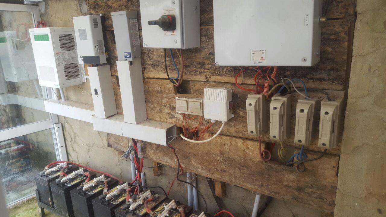 AWPS Renewables off grid #1Solar Nigeria