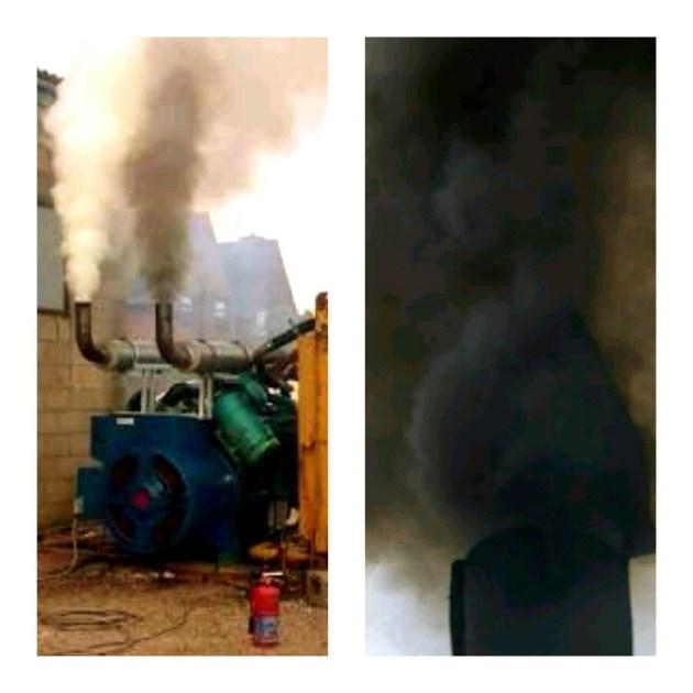 Generator pipe
