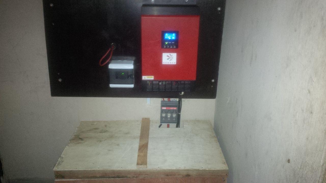 US Battery Mfg L16