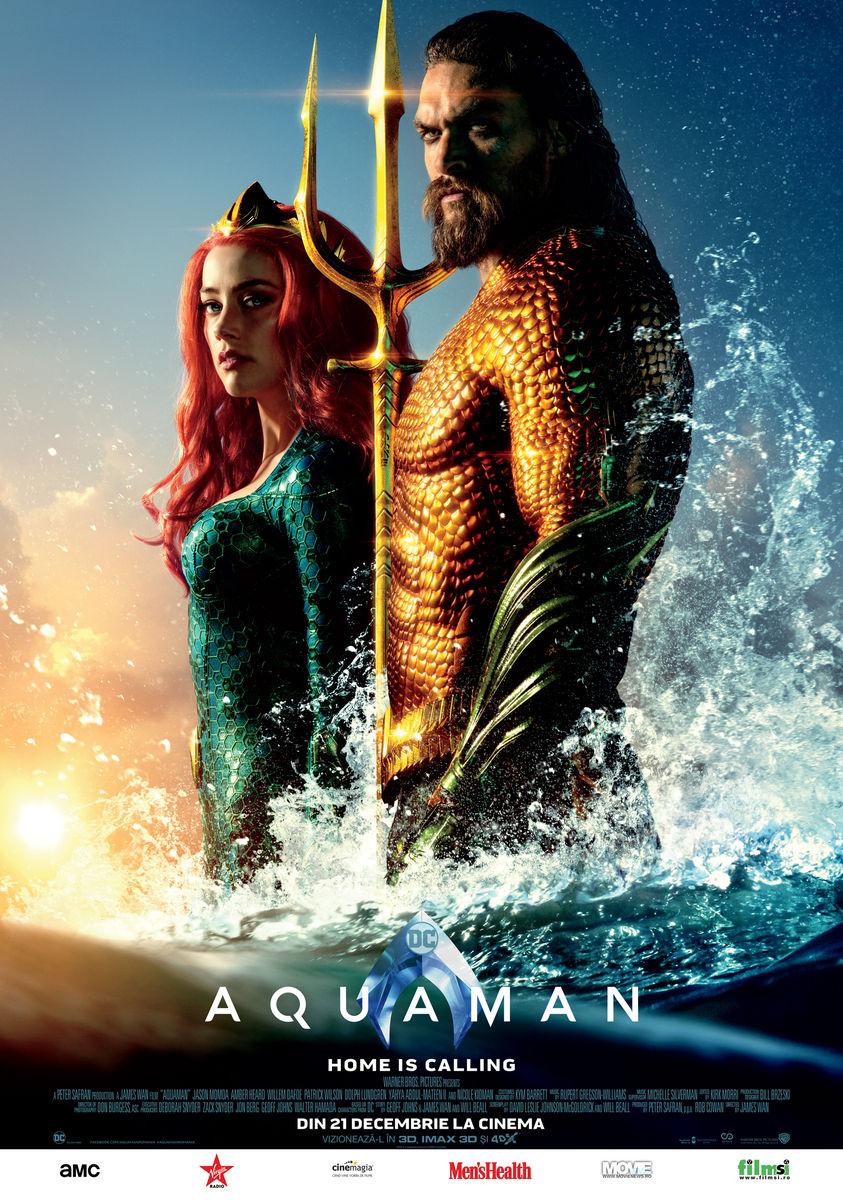 aquaman, atlantida trailer youtube