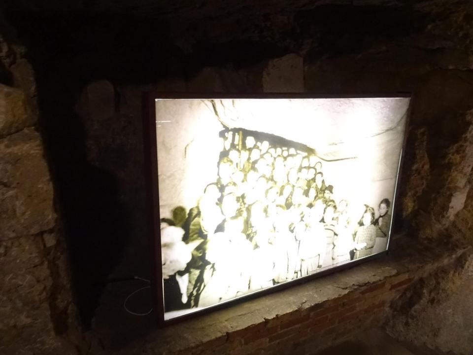 Ipoge-ul din Piazza Duomo - Siracusa își ascunde cetațenii în propriul pântec, 1943-1944