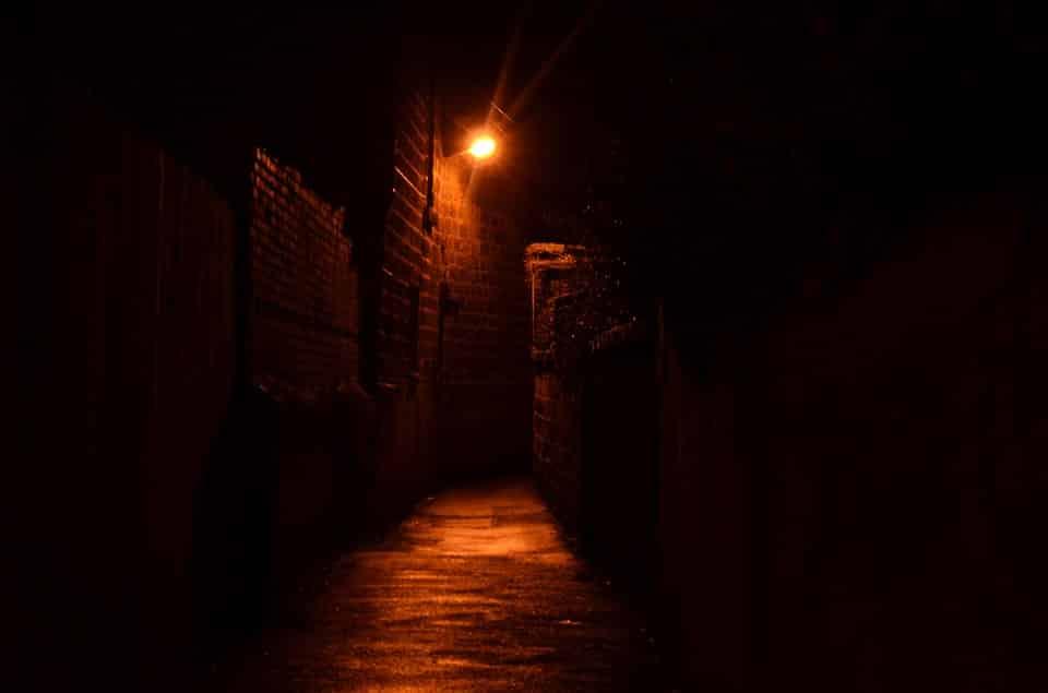 Seducția nopții - O felinar al nemuririi
