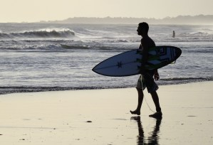 Learn surfing as an adult
