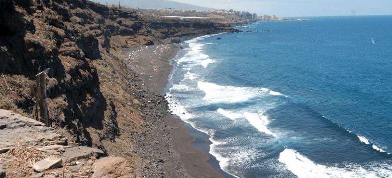 Playa de los patos orotava tenerife