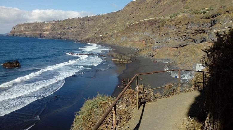 Los Patos Beach Tenerife