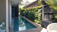 Swimming Pool Gets Beautiful Green Outlook - Atlantis Aurora