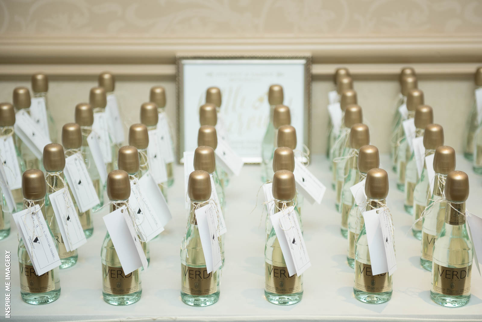 Creative Wedding Reception Place Card Ideas