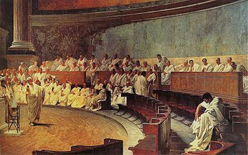 Aristotle Class Room