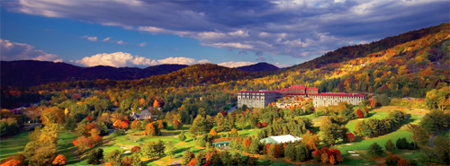 Omni Grove Park Inn Asheville, North Carolina