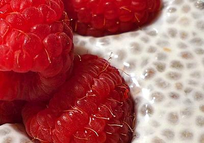 healthy chia seed recipes