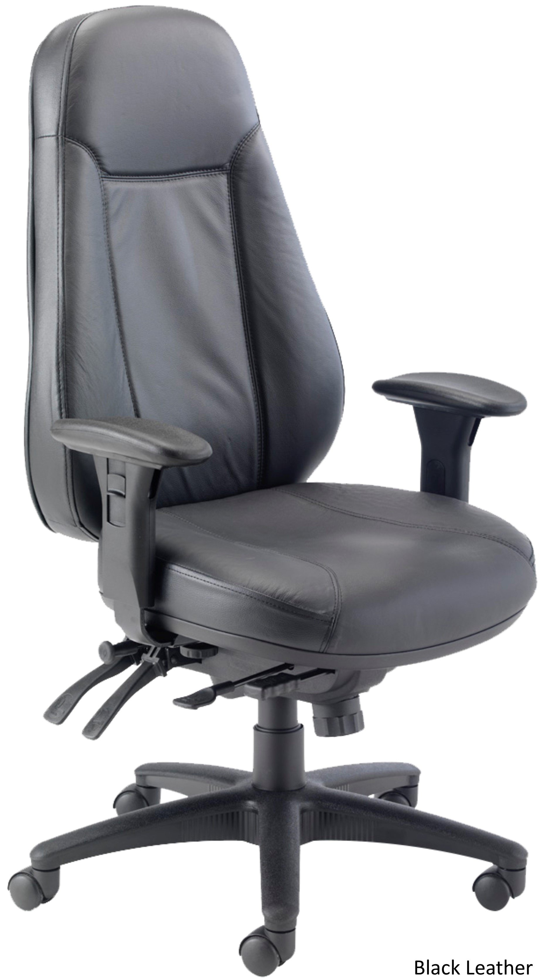 Heavy Duty Office Chair Panther Leather Heavy Duty Office Chair Atlantis Office