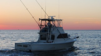 Down Deep Sportfishing – 40′ Custom Duffy