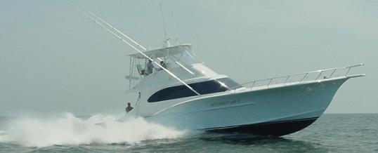 Hooked Up II – 55′ Custom Carolina
