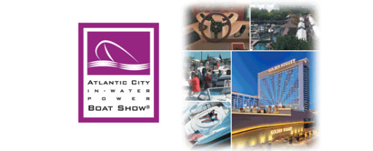 2014 Atlantic City In-Water Power Boat Show – Booth 59