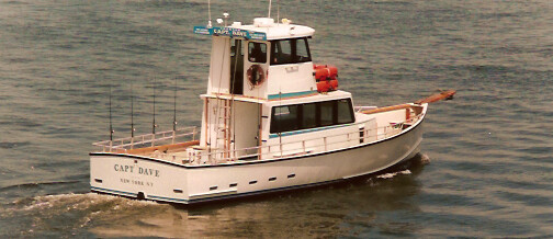 Capt. Dave – 50′ Custom Headboat