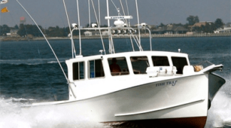 Fish Trap Charters – 40′ Downeast