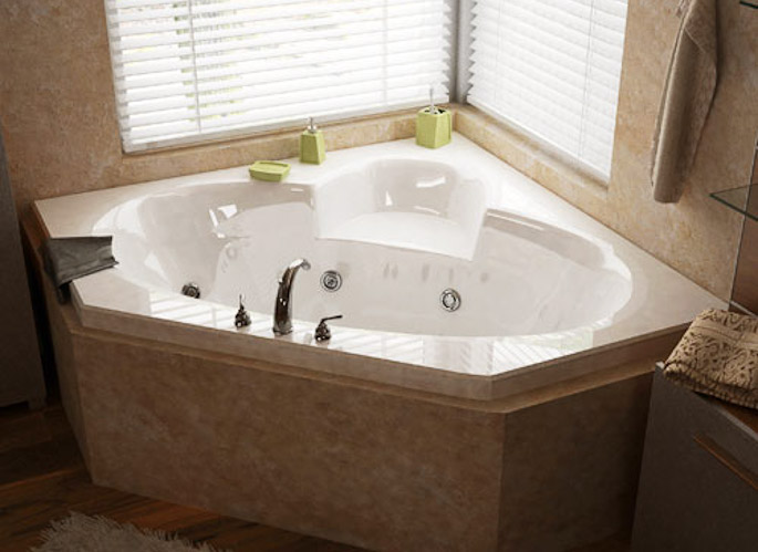 Atlantis Whirlpools  Jetted Bathtubs  Sublime Series Collection