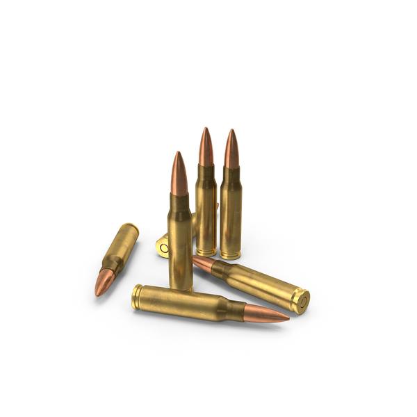 7.62 NATO rounds