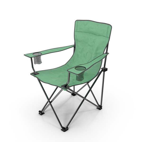 folding chair green most comfortable executive office camping png images psds for download pixelsquid s106026053