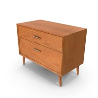 Mid-Century Modern Filing Cabinet PNG Images & PSDs for ...