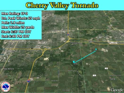 Cherry Valley Tornado