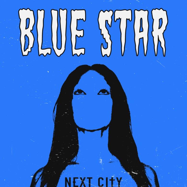 Next City - Blue Star - Cover Art