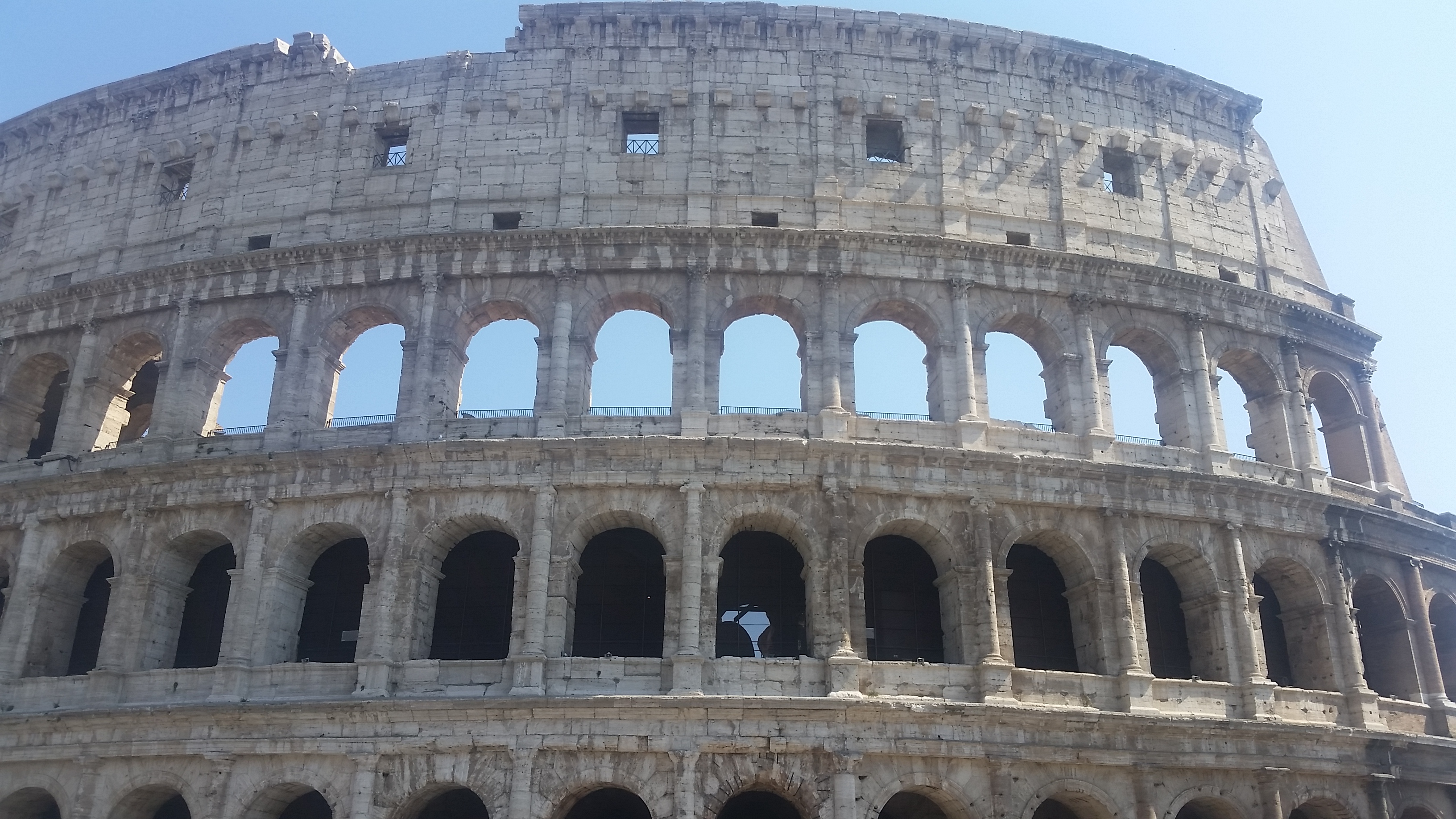 How to get into the Roman Colosseum without waiting in a long line