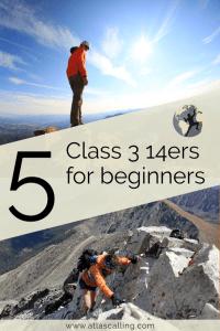 Best Beginner Class 3 14ers