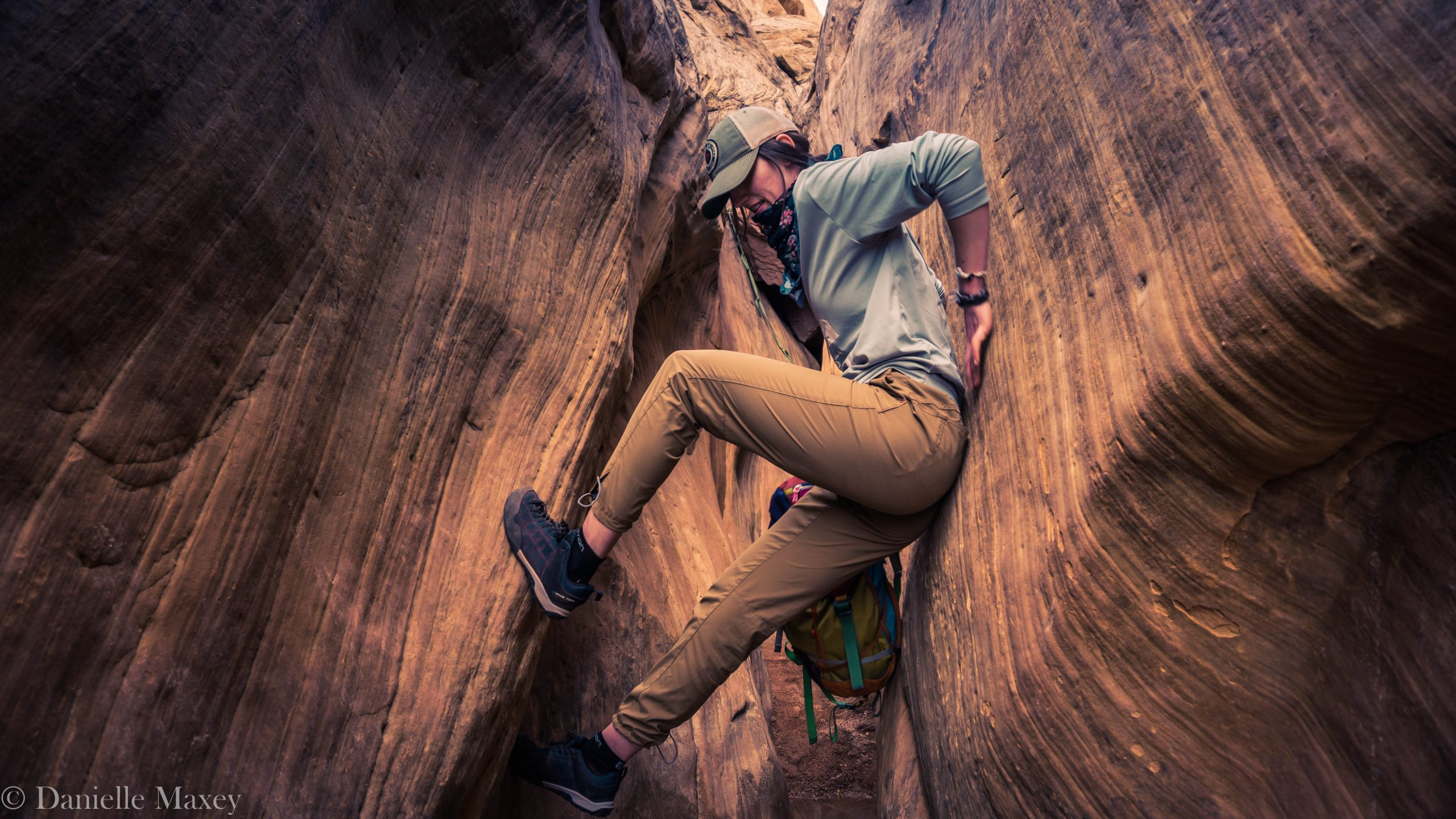 Best Beginner Slot Canyons in South-East Utah
